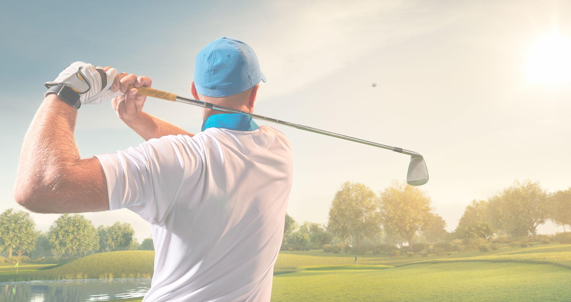 Gomito del Golfista