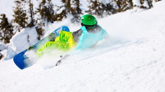 Lesioni nello sci